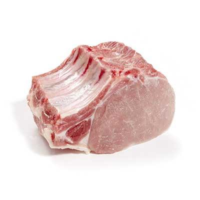 корейка на кости свиная