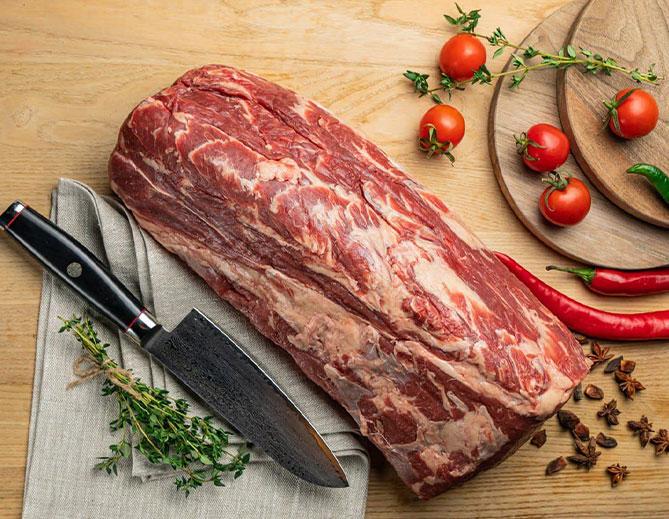 яловичина охолоджена