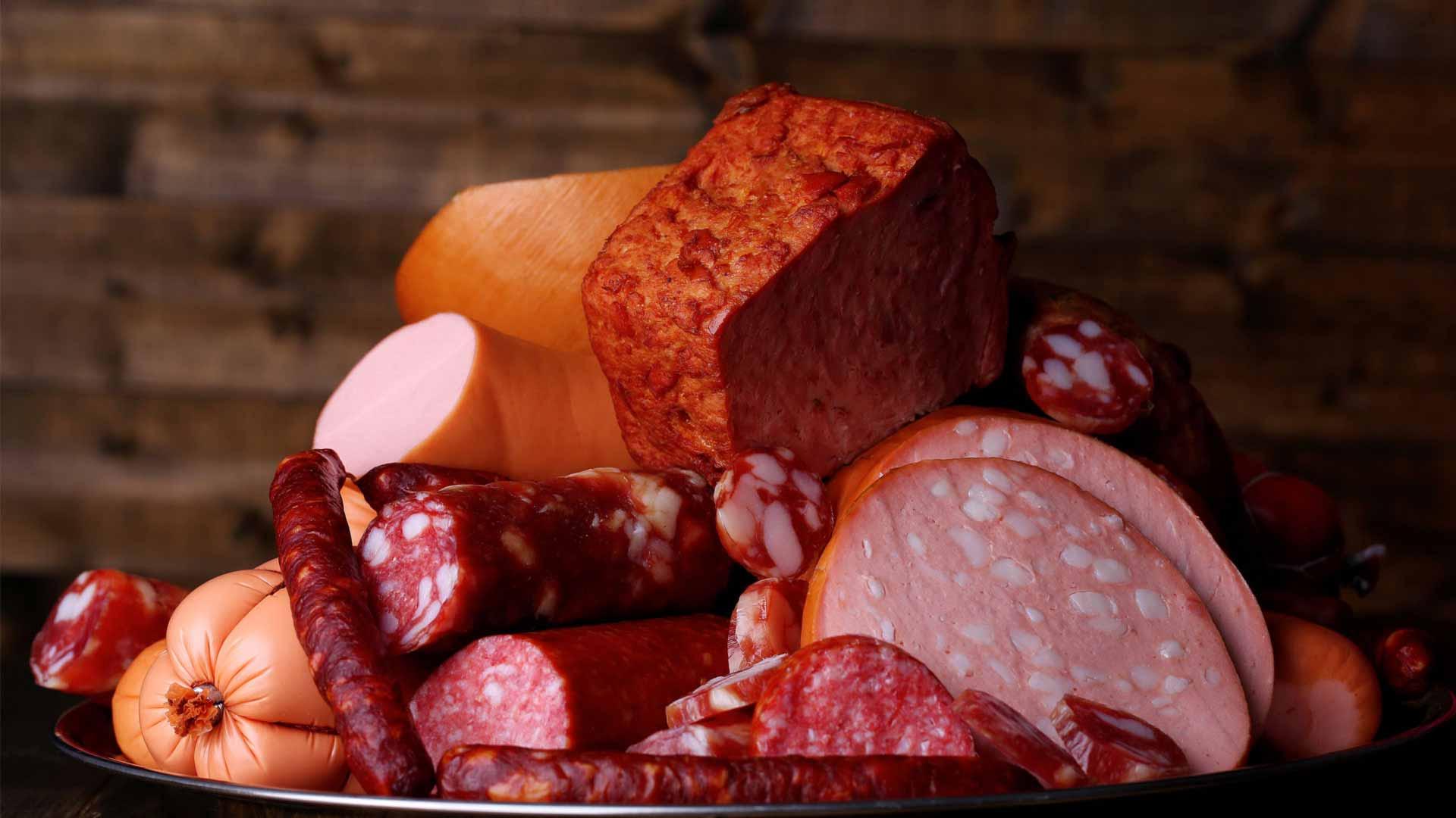 мясо триада